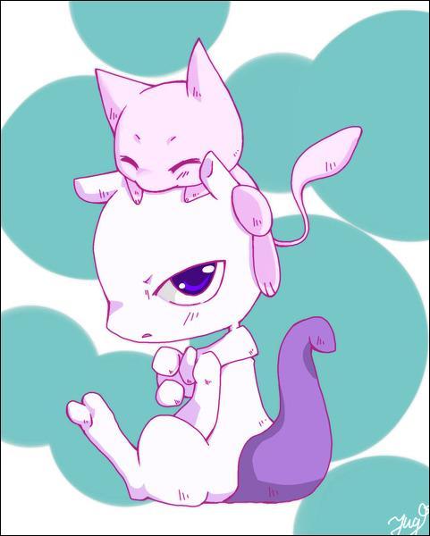 Qui sont ces deux Pokémon très mignons ?