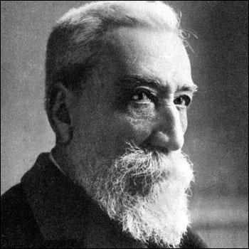 """Considéré comme l'un des plus grands écrivains de la IIIe République, également critique littéraire, son oeuvre importante comporte aussi des poèmes dont """"Mort d'une libellule"""", extrait du recueil """"Poèmes dorés"""". De qui s'agit-il ?"""