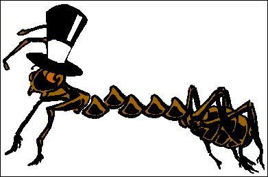 """""""Une fourmi de dix huit mètres avec un chapeau sur la tête, ça n'existe pas... """". Qui est l'auteur de ce poème, extrait d'un joli recueil intitulé """"Chantefables et Chantefleurs"""" ?"""