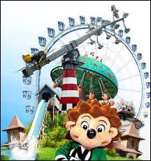 Quel est le nom de la nouvelle attraction 2014 ?