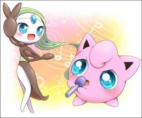 Qui est ce Pokémon légendaire qui vole la vedette à Rondoudou ?