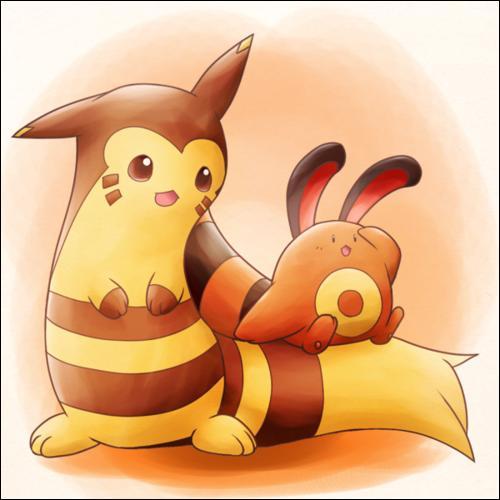 De quelle génération sont ces deux Pokémon ?