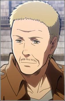 Après la mort de la mère d'Eren, qui a pris la responsabilité d'Eren et Mikasa ?