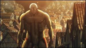 Quelle est l'identité du Titan cuirassé (blindé) ?