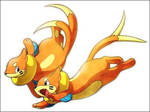 Qui sont ces deux Pokémon aquatiques ?