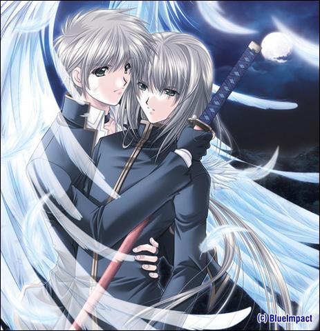 Qui sont les héros de 'Angel's Feather' ?