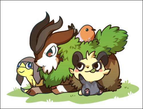 Dans quelle génération peut-on rencontrer ces différents Pokémon ?