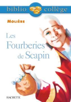 Les fourberies de Scapin : les personnages