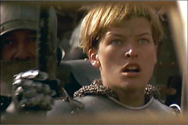 Quel personnage réel a interprété Milla Jovovich ?