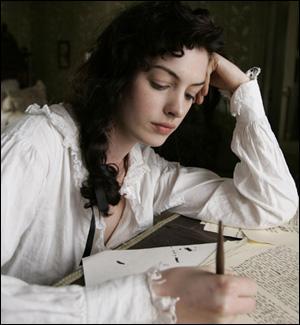 Quel personnage réel a interprété Anne Hathaway?