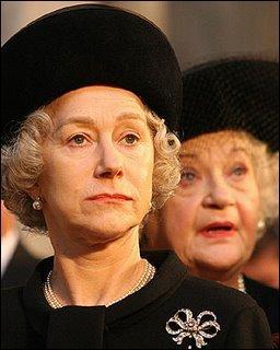 Quel personnage réel a interprété Helen Mirren?