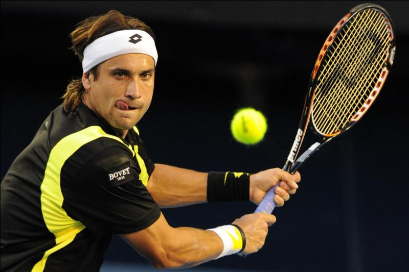 Quizz les joueurs de tennis 1 quiz joueurs tennis - Joueur de tennis espagnol ...