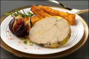 """Et celle de """"foie gras""""?"""