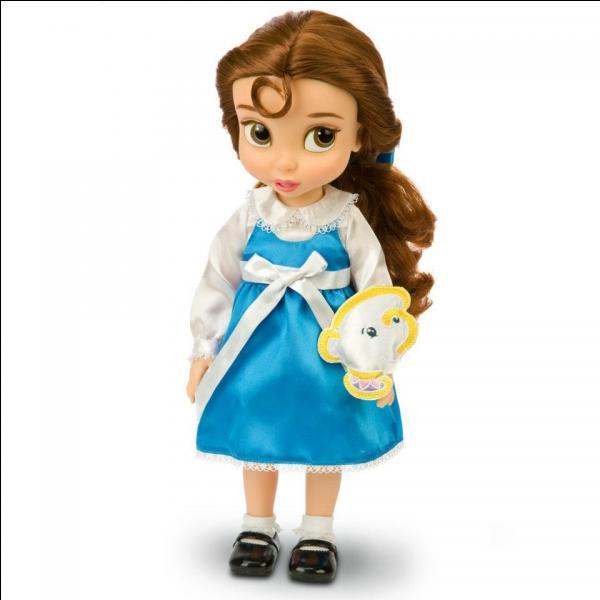 Qui est cette belle princesse dont le père est inventeur ?