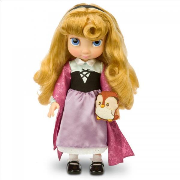 Quel est le prénom de cette ravissante princesse qui s'est piquée le doigt à un fuseau ?