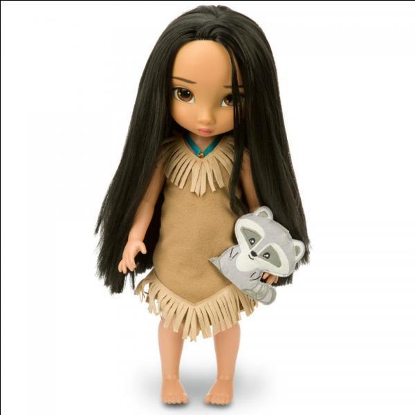 Une princesse Disney = une poupée