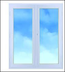 Une fenêtre se dit en anglais ...