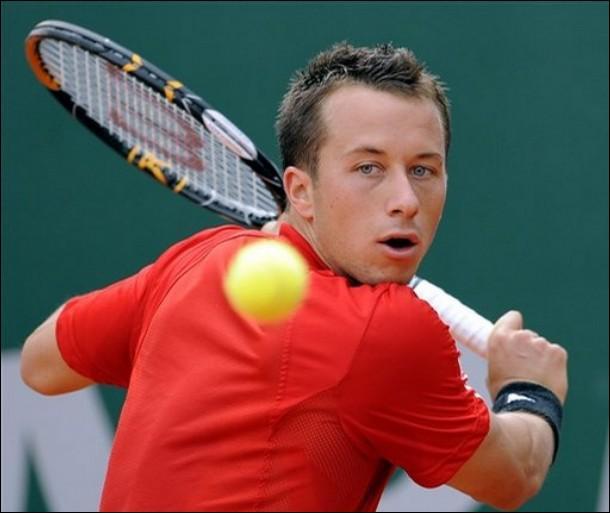 Qui est ce joueur de tennis allemand ?