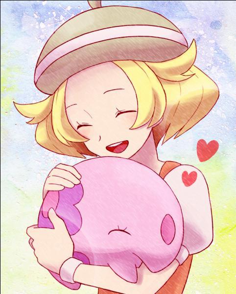 """Dans quel jeu """"Pokémon"""" peut-on voir Bianca ?"""