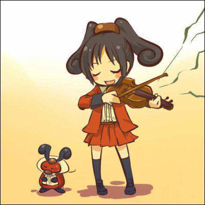 Quel Pokémon copie cette petite fille ?