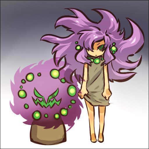 En quel Pokémon est déguisée la fillette ?