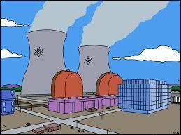 Quel bâtiment est représenté sur la photo ? Je vous donne un indice, c'est le lieu de travail d'Homer.