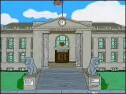 Quel est ce bâtiment dont on ne parle peu dans les Simpson ?