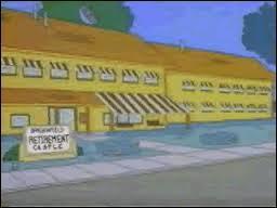 Les lieux célèbres dans les Simpson (2)