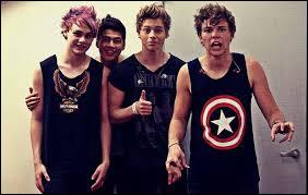 Les Five Seconds Of Summer sont originaires de...