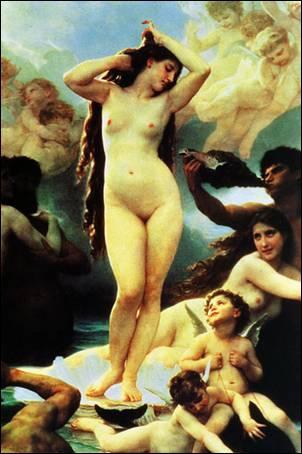 Rome en fit sa déesse génitrice. Qui est-elle?