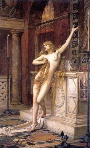 Qui est cette femme, entrée dans la légende pour son intelligence hors du commun ? Elle fut lapidée, dénudée et mise en pièces par un groupe de chrétiens fanatiques.