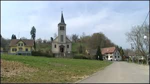 Ueberstrass est un village Haut-Rhinois. Il se trouve donc en région ...