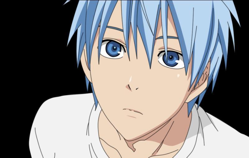 Un joueur en 1re année au lycée Seirin, il a le numéro 11. Qui est-il ?