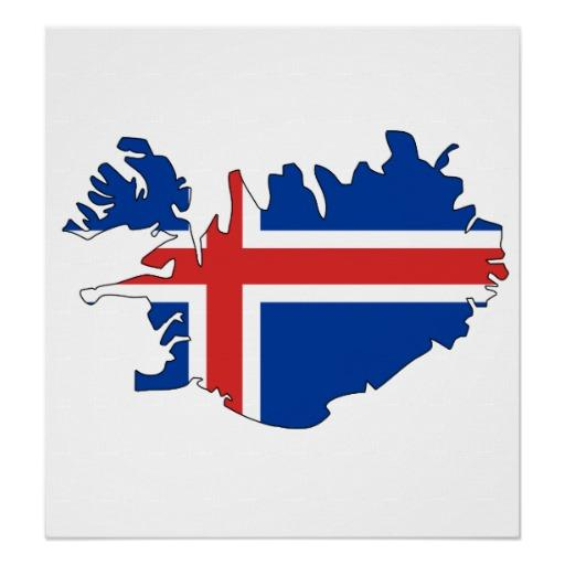 Les couleurs de l'Islandais