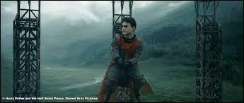 Contre qui se déroule le premier match de Quidditch avec les Gryffondor ?