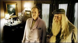 Par la suite, Dumbledore vient chercher Harry et l'amène chez Slughorn, un ancien professeur de Poudlard. Mais la maison dans laquelle vit Slughorn est-elle à lui ?