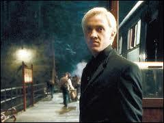 Lorsque Harry est agressé par Malefoy dans le Poudlard Express, qui le retrouve et l'aide à l'amener au château ?