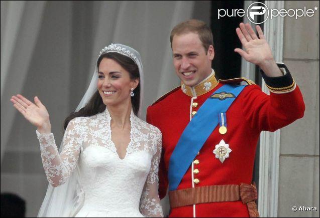 Durant quel mois a eu lieu le mariage de Kate Middleton et du prince William, en 2011 ?