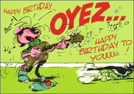 jouyeux anniversaire humour