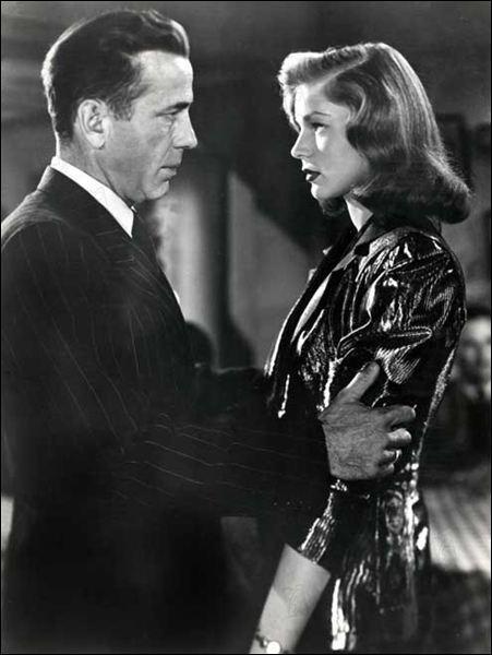 """Dans le film de Howard Hawks, """"Le grand sommeil"""", qui joue le rôle de Vivian aux côtés d'Humphrey Bogart ?"""