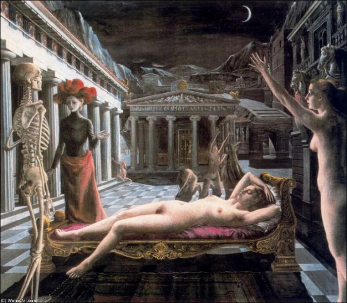 """Lequel de ces peintres a réalisé """"la Vénus endormie"""" ?"""