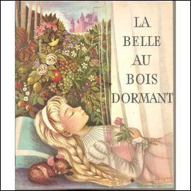 """Qui est l'auteur de """"La belle au bois dormant"""" ?"""