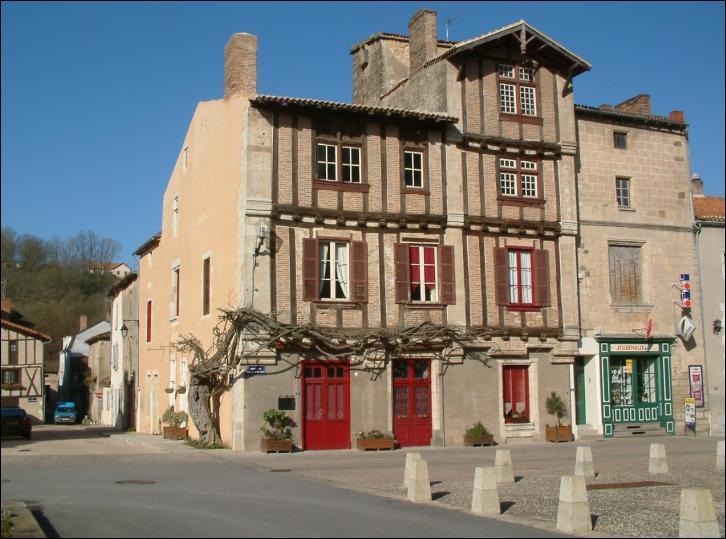 Dans le temps, en Deux-Sèvres, une gllasse était :