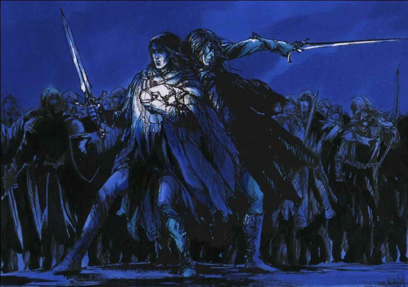 Où finirent les deux derniers Silmarils ?