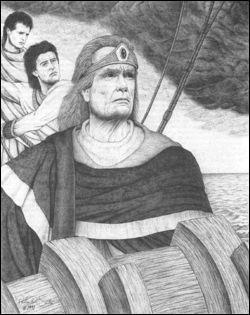 Par qui fut corrompu Ar-pharazôn ?