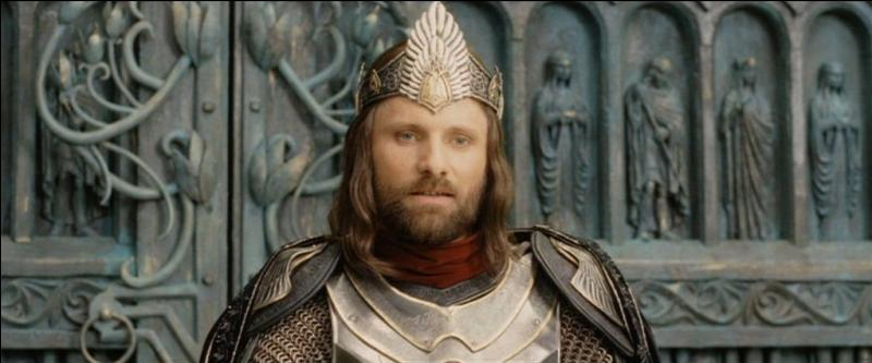 Que signifie Elessar Telcontar ?