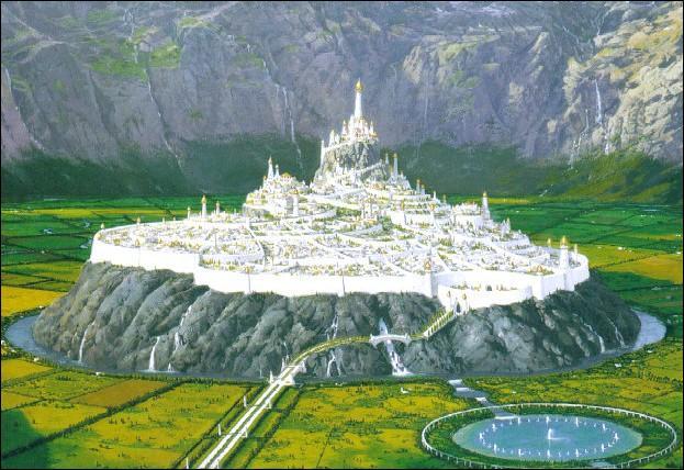 Quels frères furent les premiers hommes à entrer à Gondolin ?