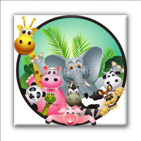 Quel animal se trouve à l'affiche sur un film de Jean Poiret ?