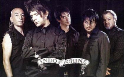 En 2005, l'inoxydable groupe Indochine sort un album intitulé :