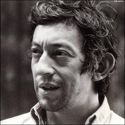 Elle saute au cou de Serge Gainsbourg, et lui cherche même des poux ! Il s'agit de :